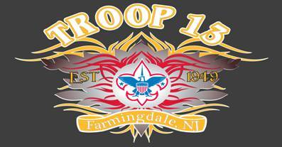 Troop 13 Logo